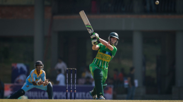 Assupol TUKS' captain Murray Coetzee's quick fire 54-ball 83 helped the defending champions make the Final