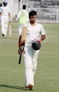 Uday Kaul held Punjab together with his 139, Punjab v Madhya Pradesh, Ranji Trophy 2015-16, Group B, Patiala, 3rd day, October 24, 2015