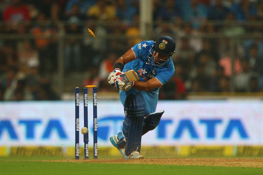 India's Raina recalled for New Zealand ODI series