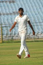 Nathu Singh had Rohit Motwani caught behind, Rajasthan v Maharashtra, Group A, Ranji Trophy 2015-16, October 25, 2015