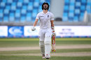 Mark Wood batted almost two hours for 29, Pakistan v England, 2nd Test, Dubai, 5th day, October 26, 2015