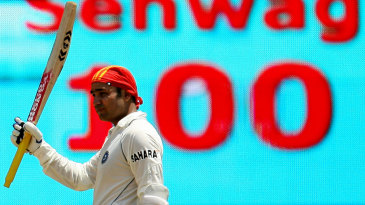 Virender Sehwag is unstoppable