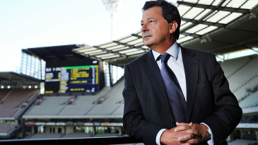 David Peever has replaced Wally Edwards as Cricket Australia chairman