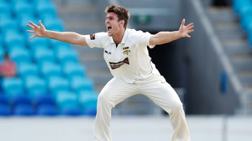 Mitchell Marsh picked up three wickets in the second innings