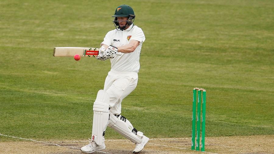 Bailey eyes ton as Tasmania take lead