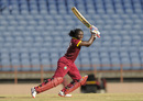 Stafanie Taylor targets the off side, West Indies v Pakistan, 2nd women's T20, Grenada, October 31, 2015