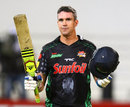 Kevin Pietersen's century rescued the Dolphins from 87 for 6, Dolphins v Lions, Durban, Ram Slam T20, November 4, 2015