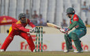 Mushfiqur Rahim was Regus Chakabva's third stumping victim, Bangladesh v Zimbabwe, 3rd ODI, Mirpur, November 11, 2015