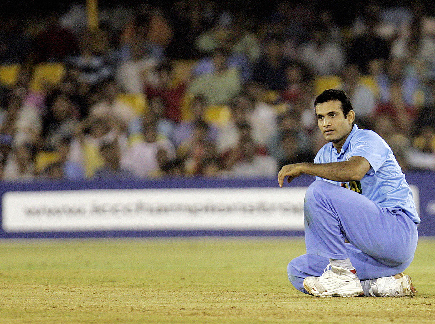 Opinions are still divided over why Irfan couldn't sustain himself as a strike bowler for India