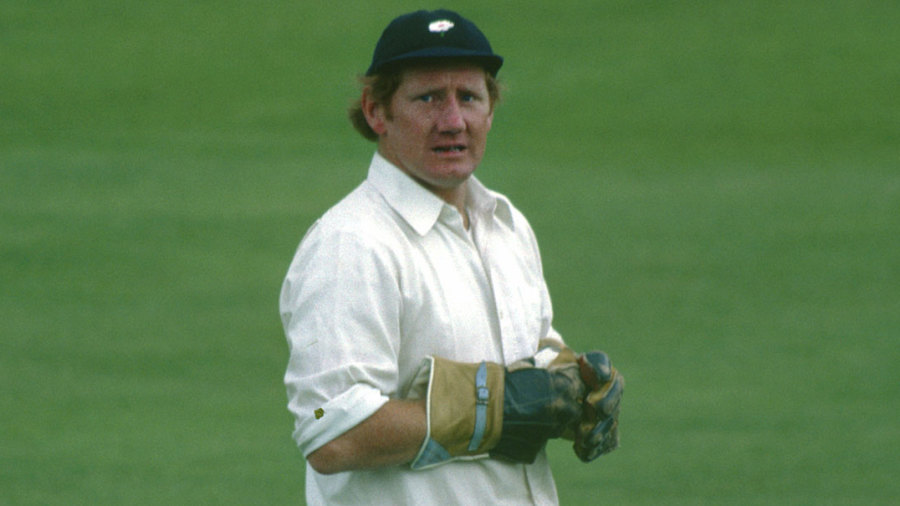David Bairstow at Lord's
