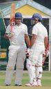 Puneet Yadav brings up his fifty, Vidarbha v Rajasthan, Group A, Ranji Trophy 2015-16, Nagpur, 1st day, November 15, 2015