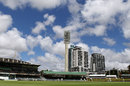 The sun shines down on the WACA, Australia v New Zealand, 2nd Test, Perth, 5th day, November 17, 2015