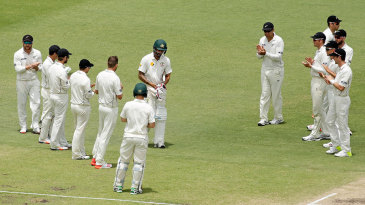 Australia vs New Zealand Day 4 Highlights 2nd Test 2015