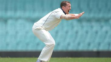 Peter Siddle appeals
