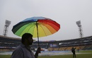 Rain ruled at the M Chinnaswamy Stadium, India v South Africa, 2nd Test, Bangalore, 2nd day, November 15, 2015