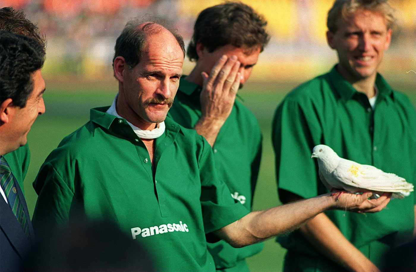 Clive Rice was a role model during the isolation years, but South African cricket saw little of him after readmission