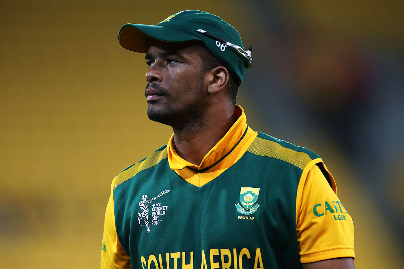 Vernon Philander's selection, based on colour, for the World Cup semi-final created a controversy