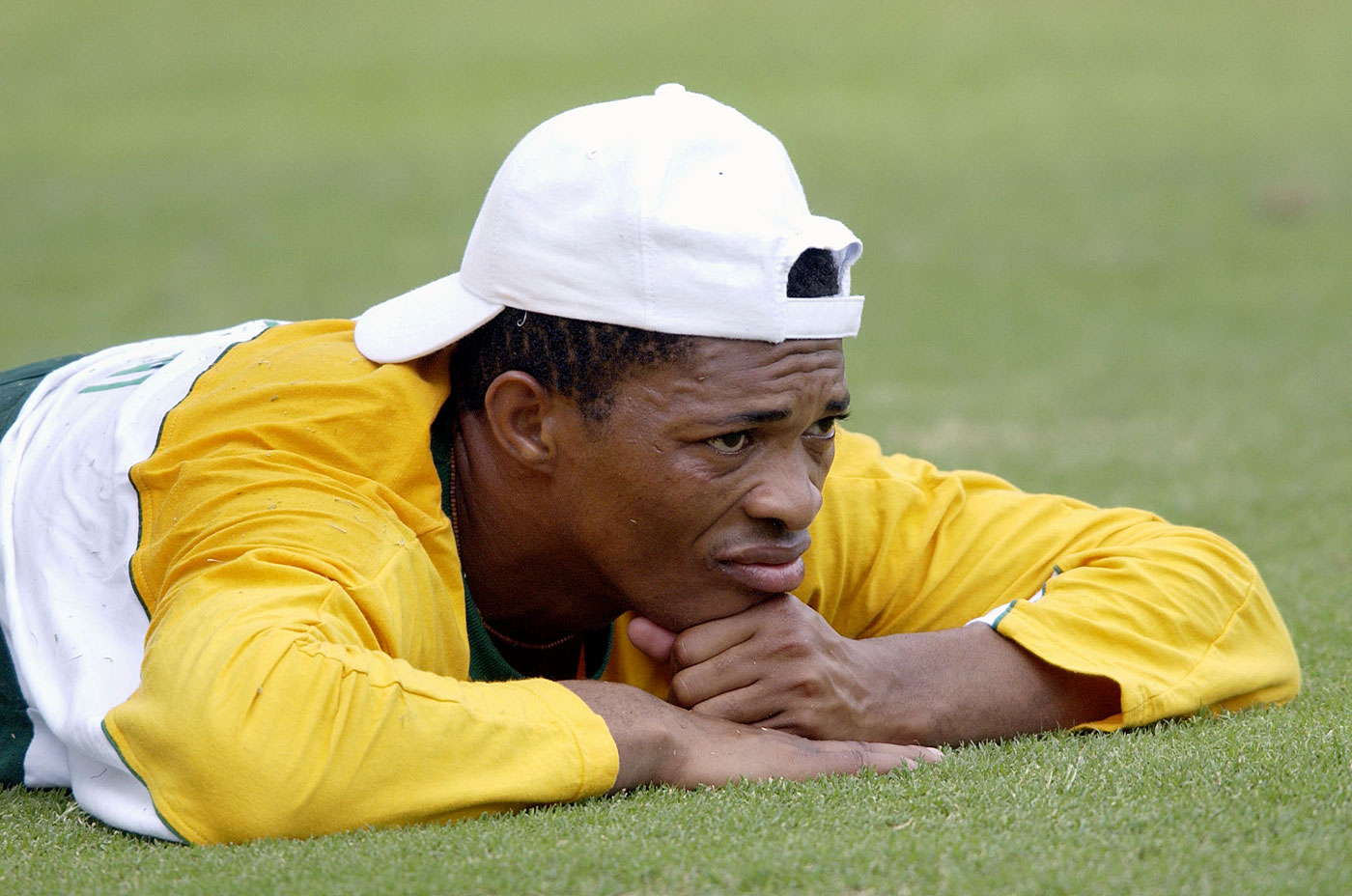 Makhaya Ntini's debut in 1998 was a crowning moment for black cricketers. But only six others have played Tests for South Africa since