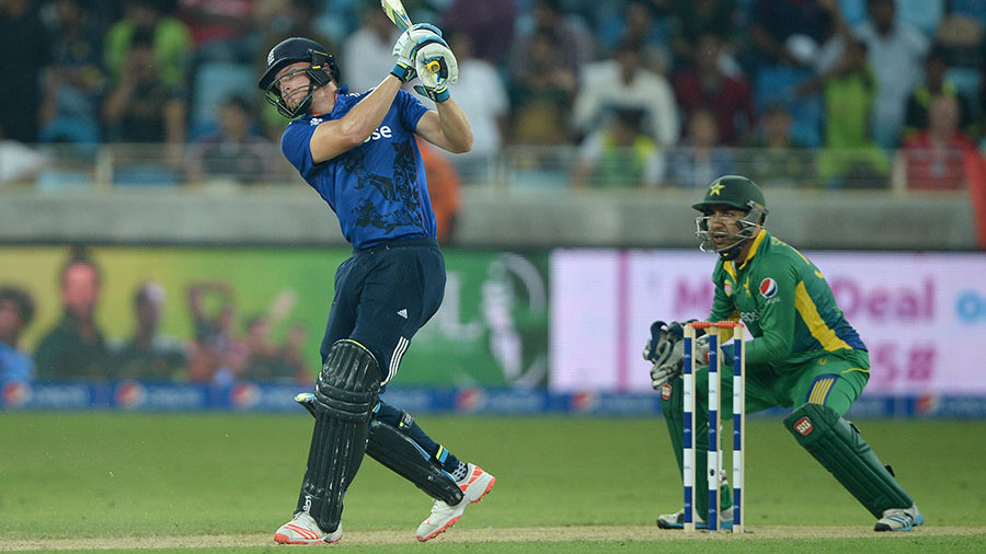 Jos Buttler burst back to form with a 30-ball half-century