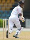 Jeremy Solozano was unbeaten on 69 at stumps, Trinidad & Tobago v Jamaica, WICB Professional Cricket League Regional 4 Day Tournament, 1st day, Port-of-Spain, November 20, 2015