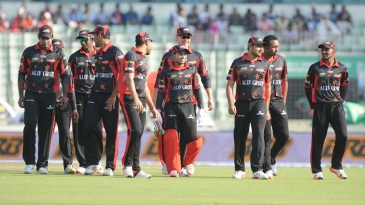 Mushfiqur Rahim was late to the toss as a result of two of his players in Sylhet Superstars not having NOCs