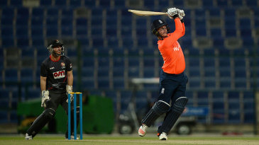 Jason Roy scored a 26-ball fifty