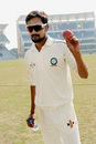 Shahbaz Nadeem claimed 11 for 90, Jharkhand v Himachal Pradesh, Group C, Ranji Trophy, Ranchi, November 24, 2015