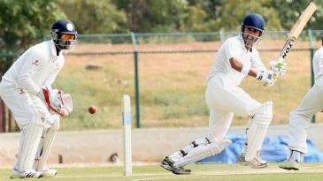 Gautam Gambhir top-scored for Delhi with 75