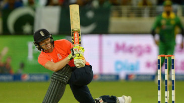 Sam Billings made 53 off 25 balls to help revive England