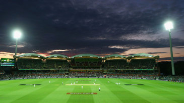 The Adelaide Oval witnessed another fascinating session under lights