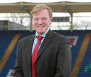 Hugh Morris, Glamorgan chief executive, Cardiff, March 24, 2014