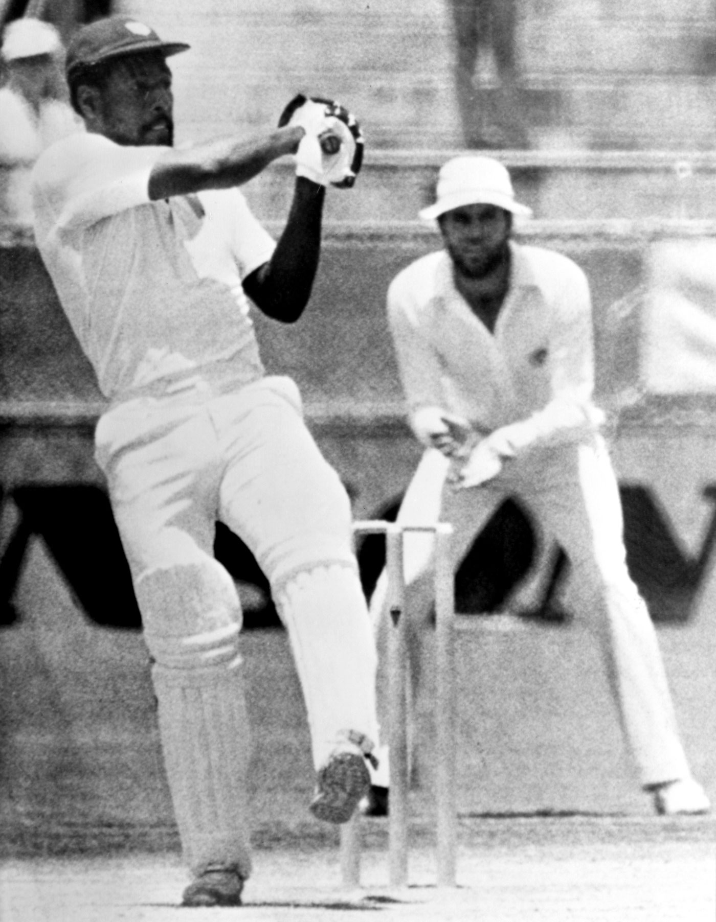 Lillee, Thommo, who? Before the Adelaide 76, Viv Richards made 140 in Brisbane