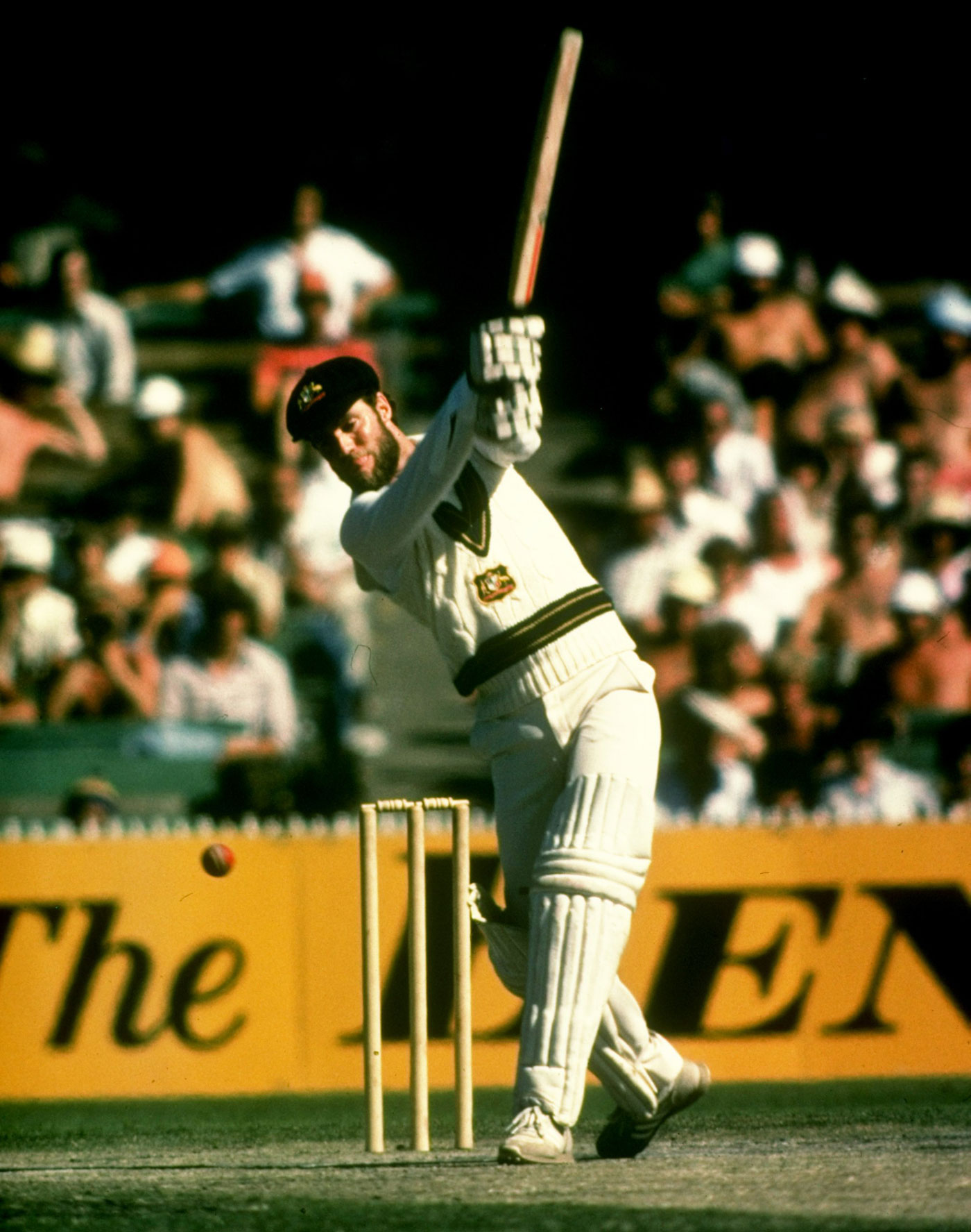 Greg Chappell turned his weaker (top) hand into his dominant one because a firm top-hand grip coupled with a loose bottom-hand grip is