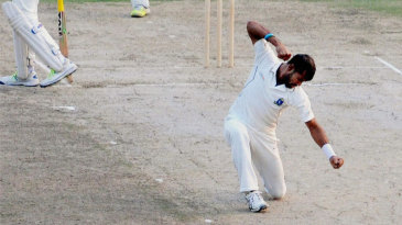 Ashok Dinda rattled Assam with four wickets in two overs