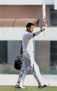 Rohit Sharma hit his maiden first-class century, Vidarbha v Haryana, Ranji Trophy 2015-16, Nagpur, December 4, 2015