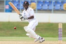 Marlon Richards struck his maiden first-class half-century, Trinidad & Tobago v Guyana, Regional Four-Day Tournament, 1st day, Port-of-Spain, December 4, 2015