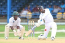 Uthman Muhammad made 53 batting at No. 10, Trinidad & Tobago v Guyana, Regional Four-Day Tournament, 1st day, Port-of-Spain, December 4, 2015