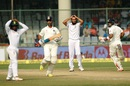 Running away with it: Virat Kohli and Ajinkya Rahane stabilised the innings, India v South Africa, 4th Test, Delhi, 3rd day, December 5, 2015