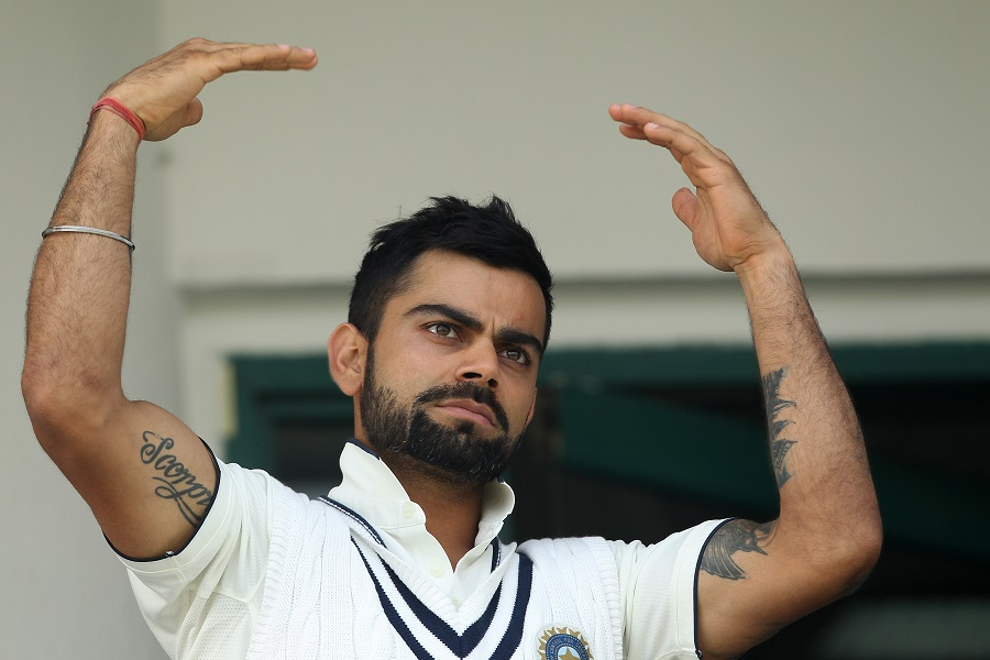 """Virat Kohli - """"Someone who hasn't played for the country has no right ..."""