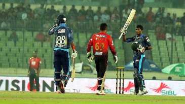 Jahurul Islam struck a match-winning fifty