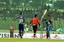Jahurul Islam struck a match-winning fifty, Comilla Victorians v Rangpur Riders, BPL 2015-16, Mirpur, December 8, 2015