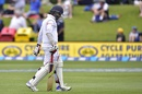 Udara Jayasundera made 1 on debut, New Zealand v Sri Lanka, 1st Test, Dunedin, 2nd day, December 11, 2015