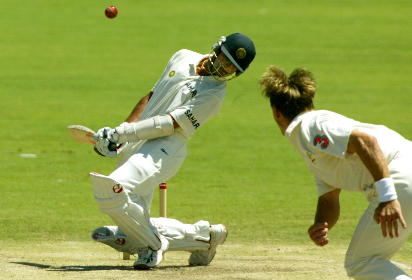 Rahul Dravid played the lead in Adelaide as India's defied Australia's might for the second time in under three years