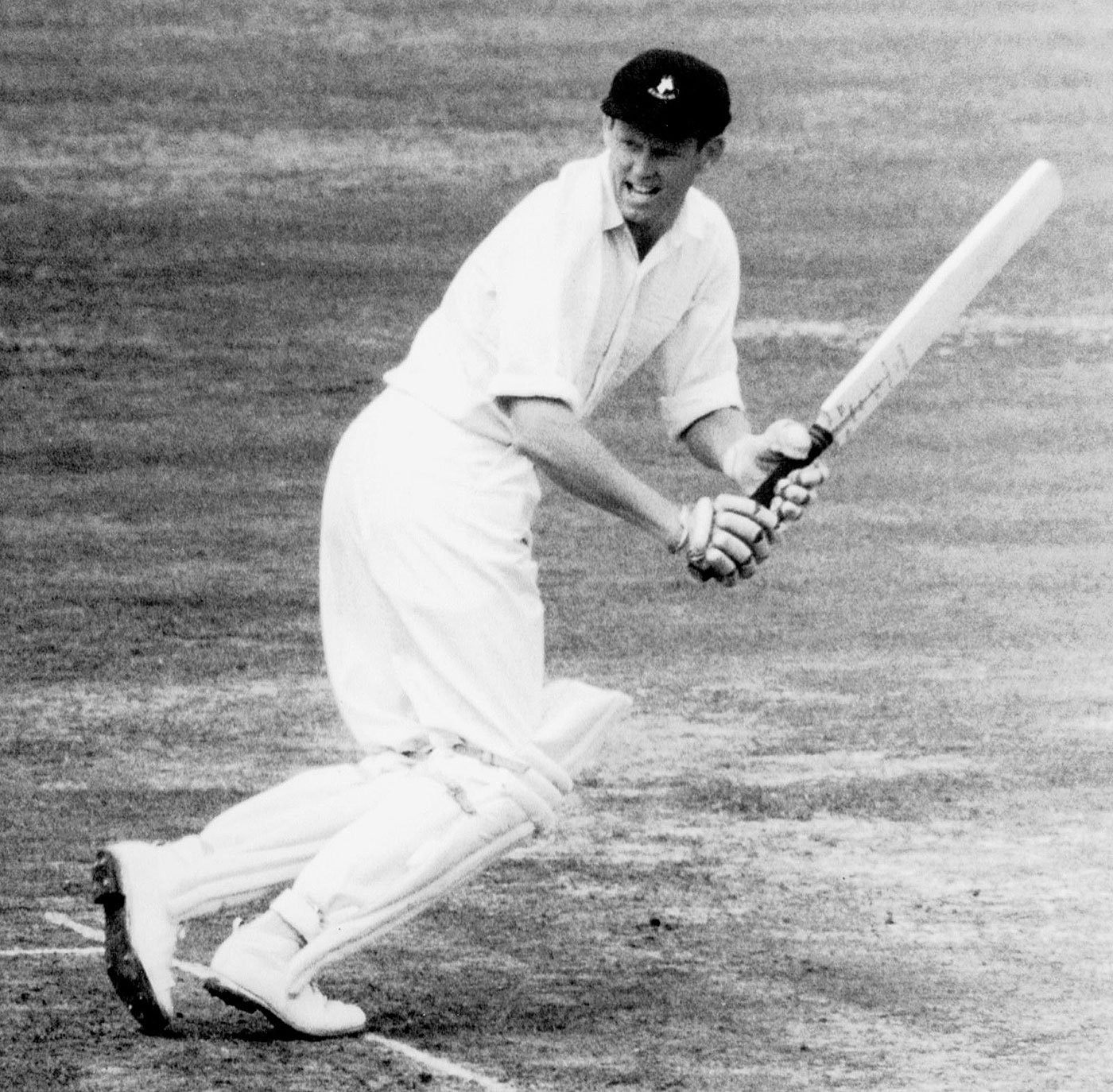 Graeme Pollock's 274 was one of the hallmarks of South Africa's final series before sporting isolation