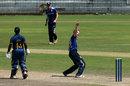 Brad Taylor picked up 4 for 34, Sri Lanka U-19s v England U-19s, Tri-nation tournament, Colombo, December 14, 2015