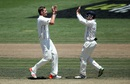 Tim Southee struck four times in Sri Lanka's second innings, New Zealand v Sri Lanka, 2nd Test, Hamilton, 3rd day, December 20, 2015