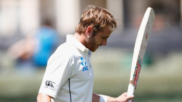 Kane Williamson secured victory with his undefeated 108