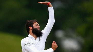 Moeen Ali led England to victory with six wickets