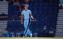Angela Reakes on the field, New South Wales v South Australia, WNCL final, Sydney, January 25, 2015