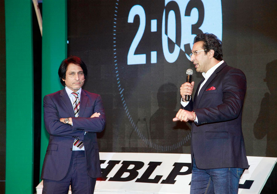 Former Pakistan players' response to coach job irks Akram